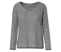 Pullover grau / anthrazit