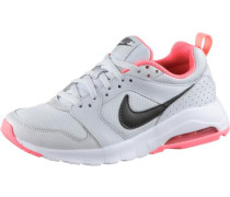 'Air Max Motion' Sneaker Mädchen grau / pink