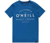 T-Shirt 'LB ' blau
