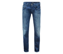 Jeans Newbill Laser blau / blue denim