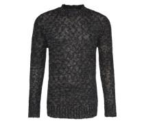 Pullover 'Abrasha' schwarz