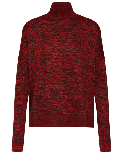 Pullover 'Bowery T-Neck' rot