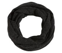 Schal 'wool mix snood' schwarz