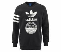 Sweatshirt 'street Graph CR' schwarz