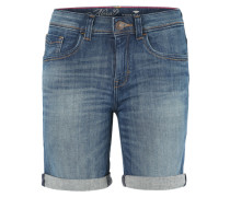 Bermuda-Shorts 'Alexa' blue denim