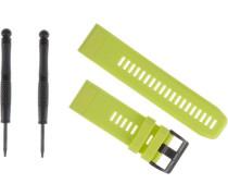 'QuickFit 26' Uhrband gelb