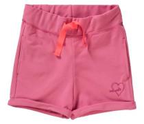 Shorts für Mädchen UV-Schutz 30+ pink