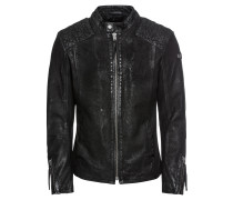 Jacke 'Nero Buffed'