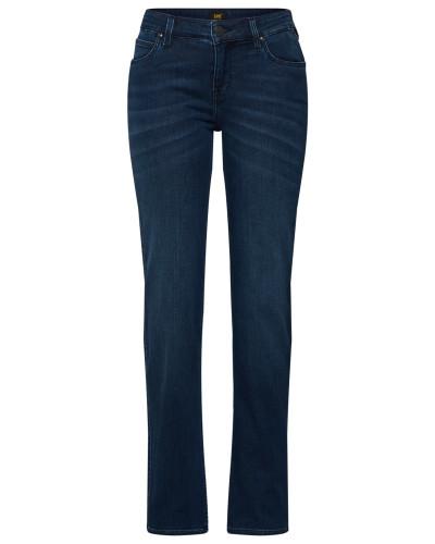 'Marion Straight' Jeans blue denim