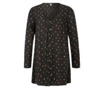 Kleid 'Moongazer' mischfarben / schwarz