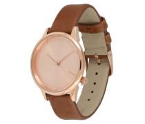 Armbanduhr 'Estelle Classic' braun