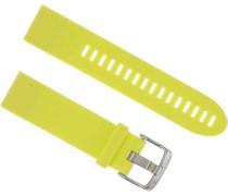 'QuickFit 20' Uhrband limone