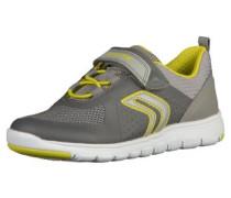 Sneaker gelb / grau