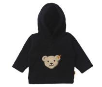 Fleece-Pullover mit Kapuze Jungen / Mädchen Kinder dunkelblau
