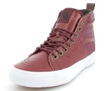 Sneaker SK8-Hi 46 MTE Leder rot
