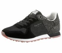 Sneaker »Verona Flash« dunkelgrau / schwarz / silber / weiß