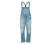 Jeansoverall 'Saddle' blue denim
