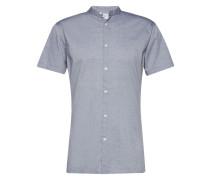 Hemd 'shdtwofort Shirt SS' rauchblau
