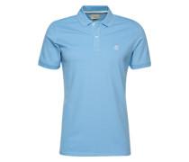 Poloshirt 'SH Daro' himmelblau