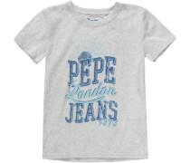 T-Shirt Jeffy für Jungen grau