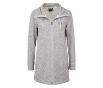 Fleecemantel 'Finley Long Jacket Women'