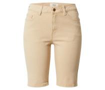 Shorts creme