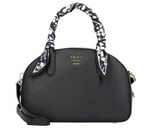 Handtasche 'Liza' 33 cm schwarz