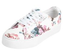 Blumenprint Sneaker
