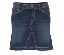 Jeansrock 'livia' blue denim