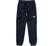 Jogginghose mit Seitentaschen nachtblau