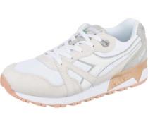 'n9000 Iii' Sneakers beige / weiß