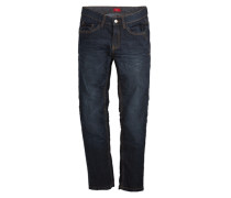 Stretch-Jeans Seattle blau