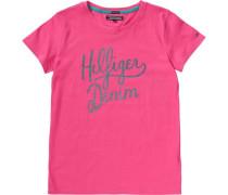 'T-Shirt' für Mädchen pink