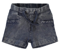NAME IT Sweatshorts nitherman blau