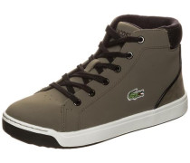 Explorateur Lace Sneaker Kinder grün