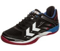 Omnicourt Z6 Trophy Handballschuh Herren blau / rot / schwarz / weiß