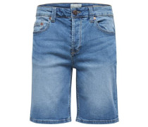 Shorts 'onsLOOM' blue denim