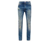 Slim fit Jeans 'Onsloom' blue denim