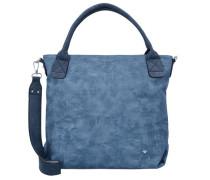 'Jessy' Handtasche rauchblau