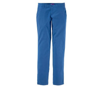 Chinohose blau