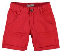 Shorts nitges Twill- rot