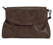 Nana Vintage Clutch Tasche 195 cm braun