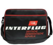 Tasche 'Interflug – Ddr' schwarz