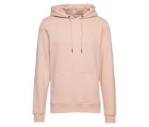 Sweatshirt 'Basic Sweat Hoody' puder