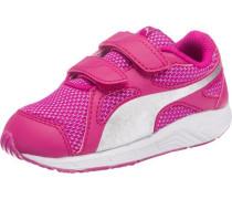 Kinder Sportschuhe 'Axis' pink / silber / weiß