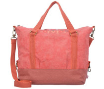 'Polarlight' Handtasche 30 cm pastellrot