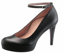 High-Heel-Pumps 'Heart & Sole' schwarz