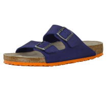 Sandale 'Arizona BF Sfb' marine / orange