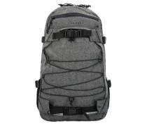 Backpack New Laptop 'Louis' Rucksack 50 cm grau / schwarz