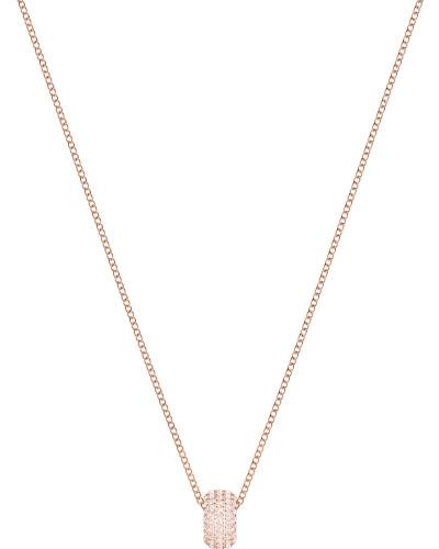 Kette 'Stone' rosegold / silber